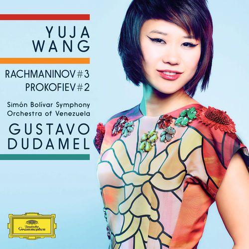 Rachmaninov: Piano Concerto No.3 In D Minor, Op.30 / Prokofiev: Piano Concerto No.2 In G Minor, Op.16 (Live From Caracas / 2013) de Yuja Wang - Année de production 2014