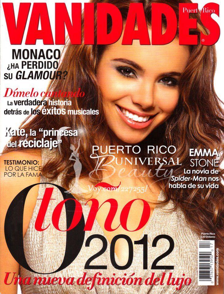 Bodine Koehler Peña, Miss Universe Puerto Rico 2012. #MUPR2012 #MissUniversePuertoRico #BodineKoehler