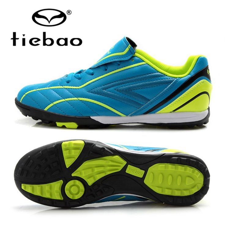 Cool TIEBAO Professional Children Kids Football Shoes TF Turf Soles Shoes Sneakers Outdoor Sport Boys Girls Soccer Boots Cleats - $ - Buy it Now!
