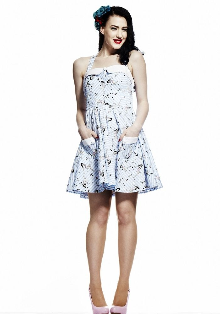 Hell Bunny Dresses - Selby Dress - www.jackoflondon.co.uk