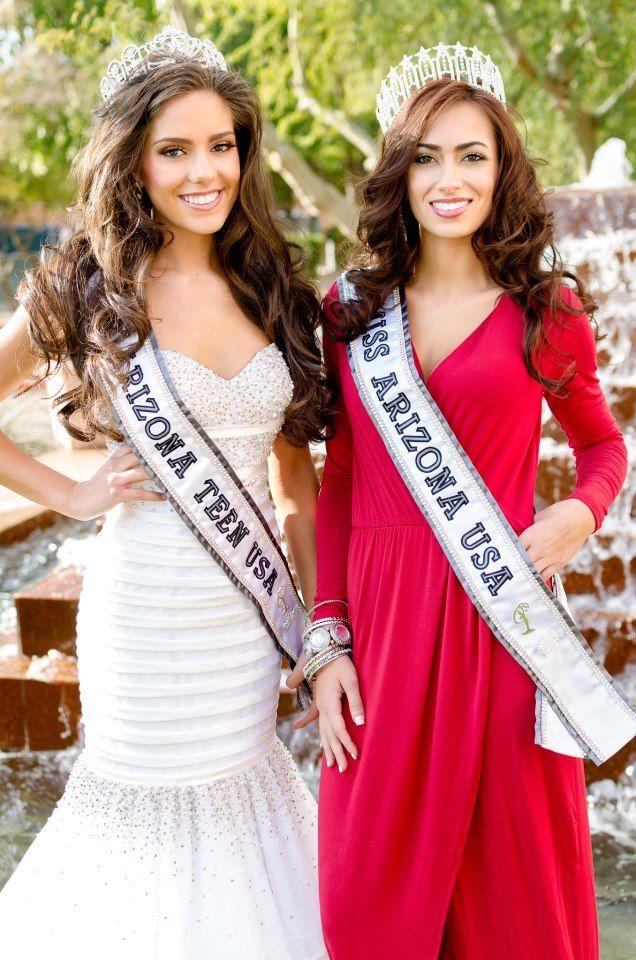 Rachel Kasang Crowned Miss Arizona USA 2013