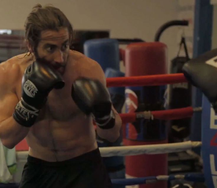 Fitness Motivation: Watch Jake Gyllenhaal's Intense Workout Routine for Southpaw