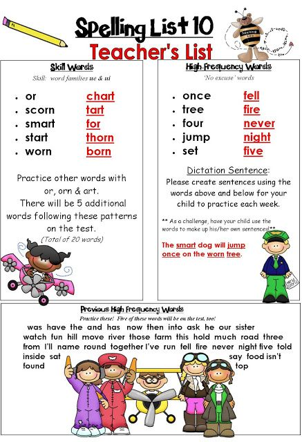 how to teach spelling to grade 3