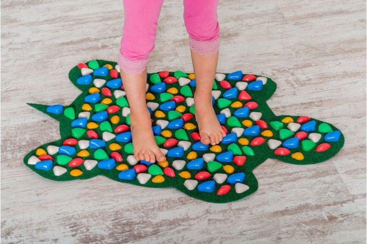 Массажные коврики для лечения и профилактики плоскостопия и других деформаций стоп
