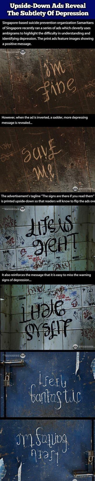 The Subtlety of Depression