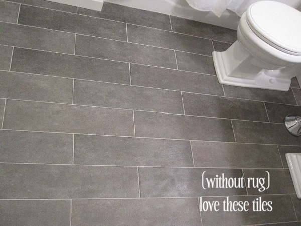 Love these tiles. Very similar to what I have in my apartment in NY.