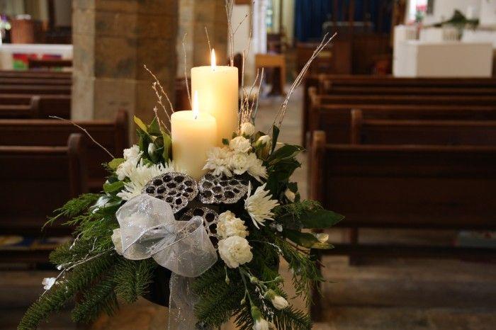 25+ Trending Church Flower Arrangements Ideas On Pinterest