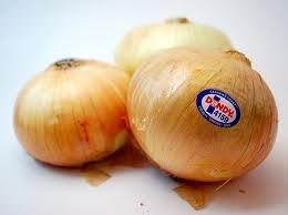 Vidalia Onions. A Georgia onion...but sooo much better than a Walla Walla onion from Washington state!