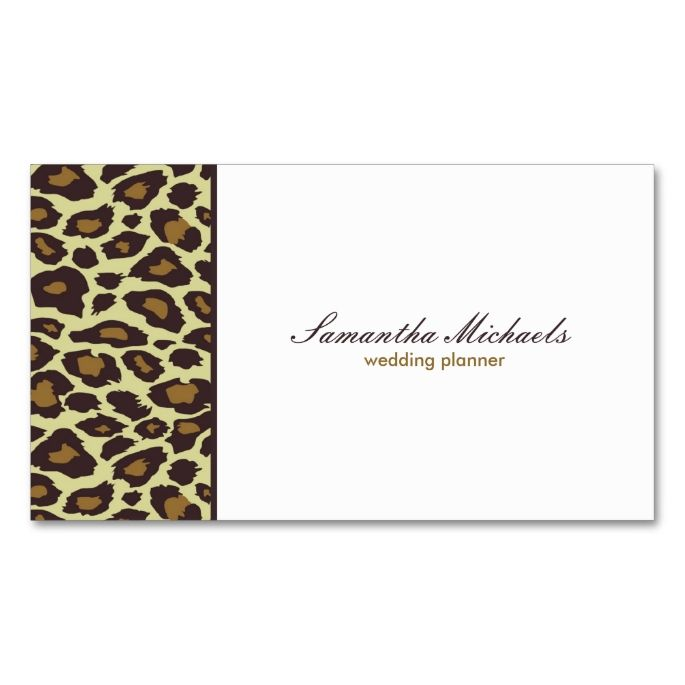 2207 Best Images About Wedding Business Card Templates On Pinterest