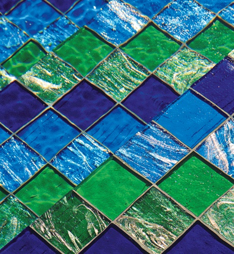 71 best images about pool tile ideas on pinterest for Mosaic pool tile designs