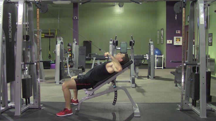 Best Rear Deltoid Workout - HASfit Rear Delt Exercises Workouts - Rear Delts Exercise