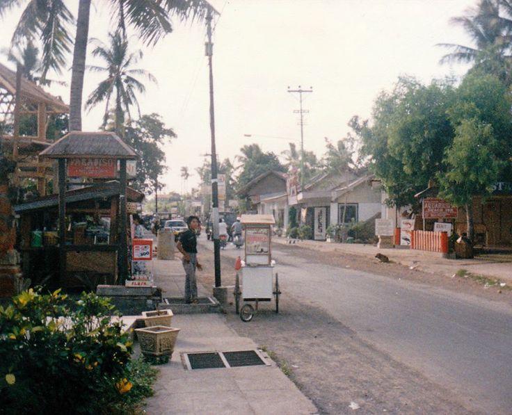 Jalan Legian 1988