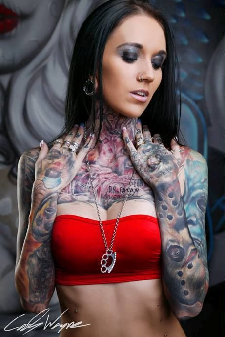 414 best TATTOO MODEL OBSESSION images on Pinterest ...
