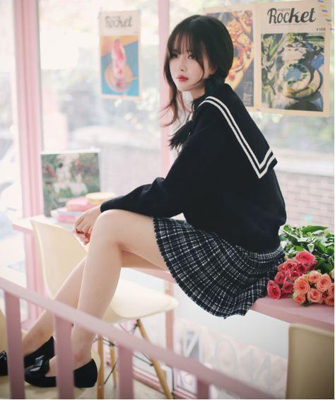 Korean Fashion Blog Online Style Trend Sex Pinterest