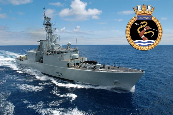 HMCS Algonquin. Three out of four Royal Canadian Navy vessels will receive a final salute from their current and former sailors, soldiers, airmen and airwomen on their respective coasts this spring and summer. On September 19, 2014, Vice-Admiral Mark Norman, Commander of the Royal Canadian Navy (RCN), announced the retirement of four ships that had reached the end of their operational lives: Her Majesty's Canadian Ship (HMCS) Protecteur, Preserver, Iroquois and Algonquin. Formal ceremonies…