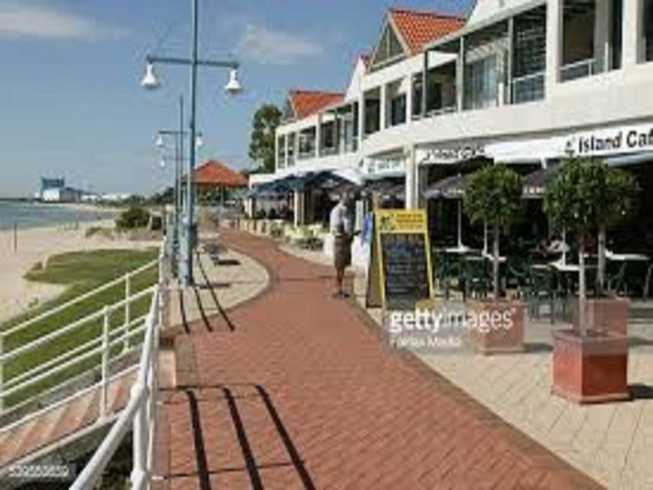 Rockingham Foreshore Café Strip