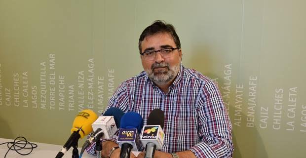 Márquez recordó que se está a la espera de que el Gobierno del Partido Popular modifique la Ley de Haciendas Locales.      El Ayuntamiento de Vélez-Málaga ha registrado más de 180 reclamaciones sobre el Impuesto sobre el Incremento del Valor de los Terrenos de Naturaleza Urbana,   #plusvalia #reclamaciones