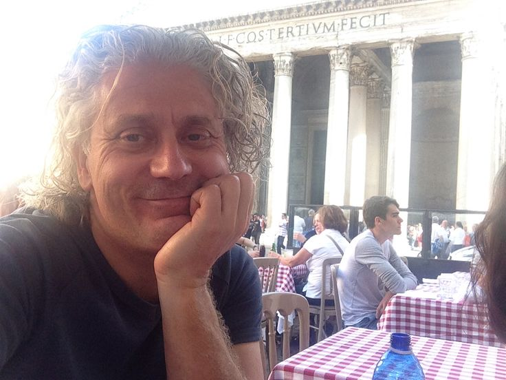 My favorite place in Rome Pantheon, Aug. 2014