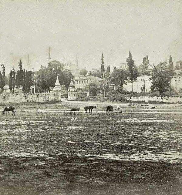 Sultanahmet (1800'lu yılların sonu)