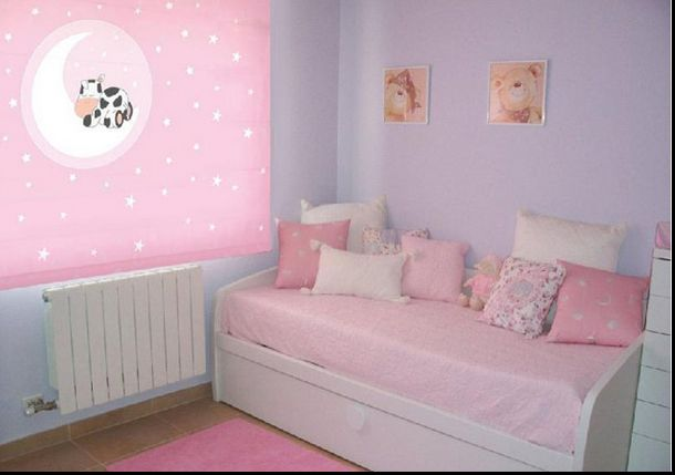 Cuarto para ni a cuartos decoracion bebe decoraci n for Decoracion de dormitorios para ninas