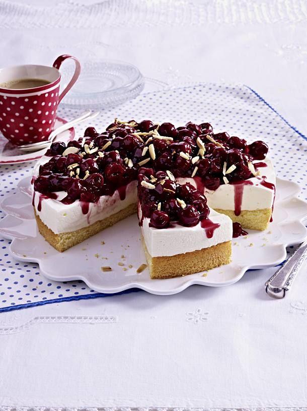 Unser Beliebtes Rezept Fur Kirsch Quark Torte Und Mehr Als 55 000 Weitere Kostenlose Rezepte Auf Lecker De Kuchen Und Torten Lecker Rezepte
