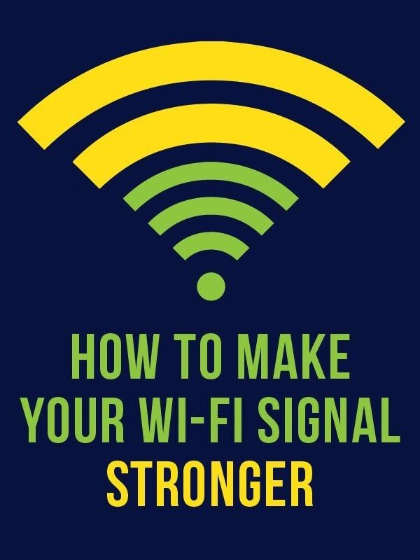 These products, hacks and tips will ensure your Wi-Fi keeps you connected no matter where you are.