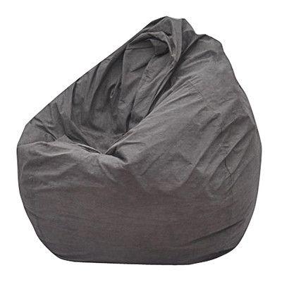Modern Bean Bag The Big Pear Chair Upholstery