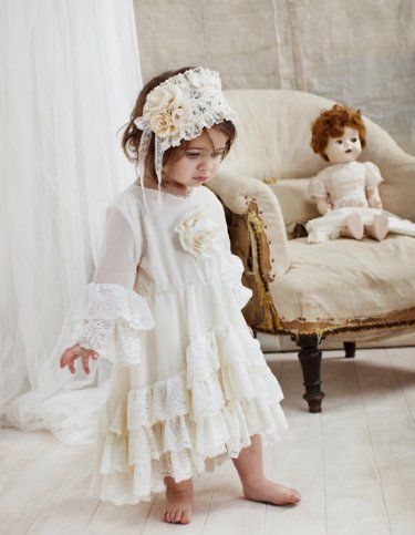 Dollcake Fall 2013 Wedding Dance Frock PreorderMatching Headband Available Too!3 Months to 5 Years