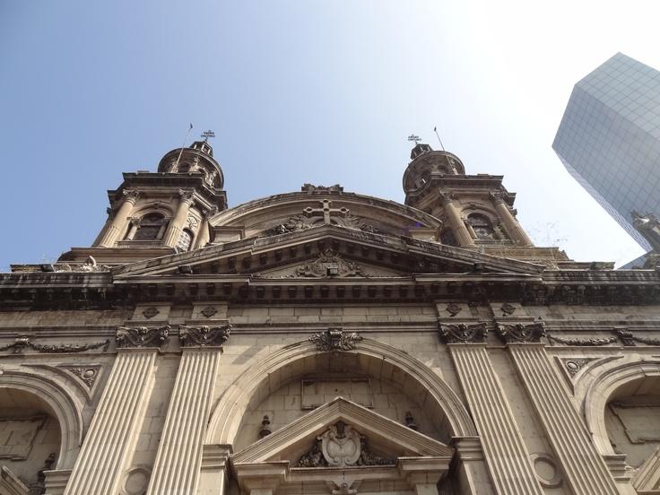 * Catedral de Santiago