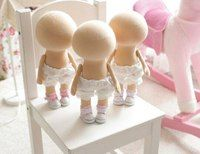 Мягкие игрушки ручной работы и куклы Тильда