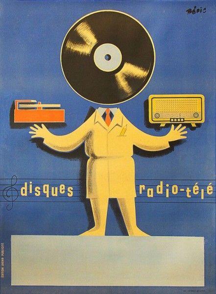 Disque Radio-Tele ~ Benic