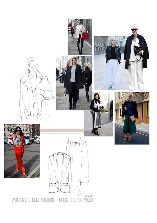 BOONSITA SINGHTOTHONG | LINES AND CURVES: NOSTALGIA.  fashion design, fashion, portfolio, layout, art, drawing, sketching, street style