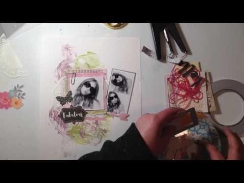 PaperArt - On Monday!! - Kitaholic Kits - July