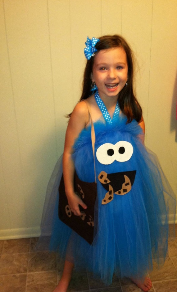 Cookie Monster Monsters And Tutu Dresses On Pinterest