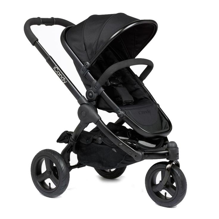 The iCandy All-Terrain is the ultimate jogging stroller optimised for outdoor, off-road adventure. Buy yours in Eclipse here now!