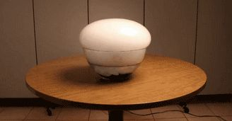 Oh, dry ice, how are you so cool? | 18 GIFs That Prove Science Is The Coolest Subject Ever