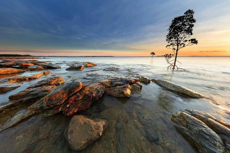 Darwin Sunset. Courtesy  Louise Denton Photography