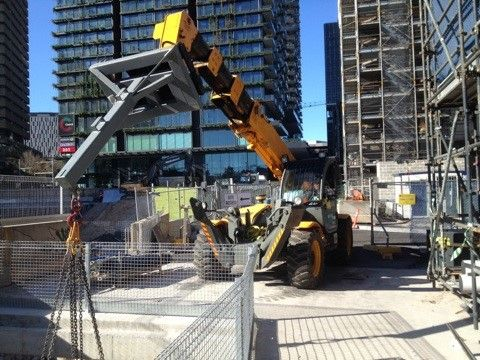 With attachments like, man baskets, jibs, buckets and pallet forks, YG Lifting Solutions is well prepared to carry out works on your site. Call today to book in your operated hire 1300 300 605