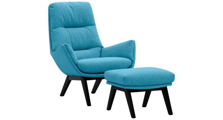 1000 ideas about sessel mit hocker auf pinterest sessel grau graue zusammensetzbare sofas. Black Bedroom Furniture Sets. Home Design Ideas