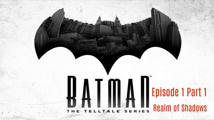 Robbery at City Hall & Politics - Batman Episode 1 Part 1