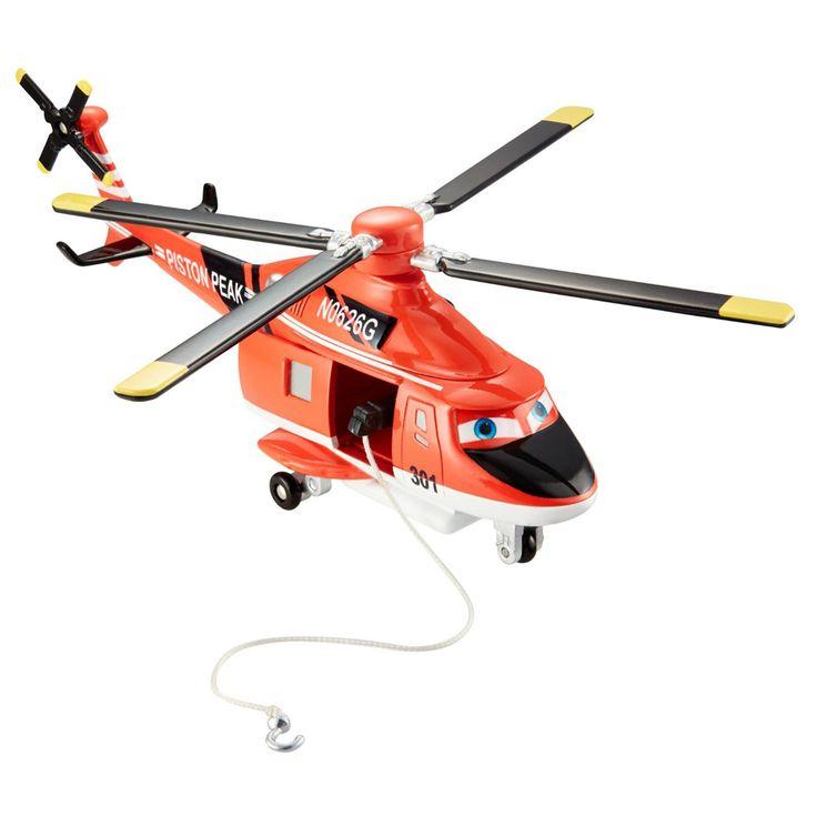 Elicopter Planes Echipa De Interventii Blade Ranger Deluxe