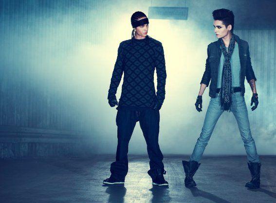 Tokio Hotel Bill Kaulitz and Tom | bill kaulitz, tokio hotel, tom kaulitz - image #228856 on Favim.com