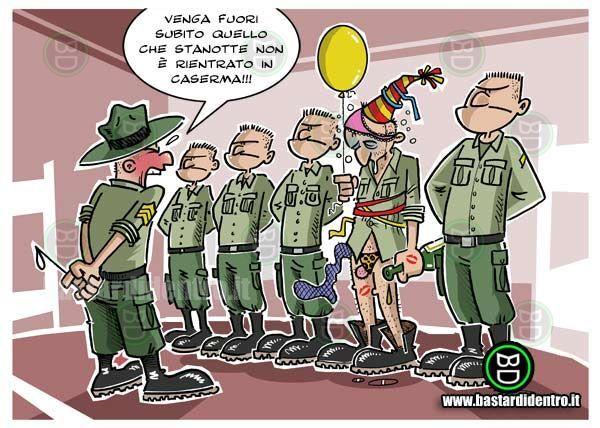 sergente hartman   bastardidentro divertenti   fumetti amp varie