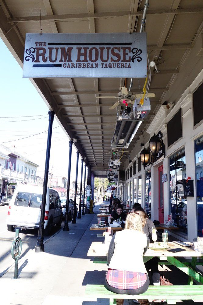 8) The Rum House, 3128 Magazine St.