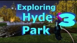 Exploring Hyde park 3 - Hub and Woodstock