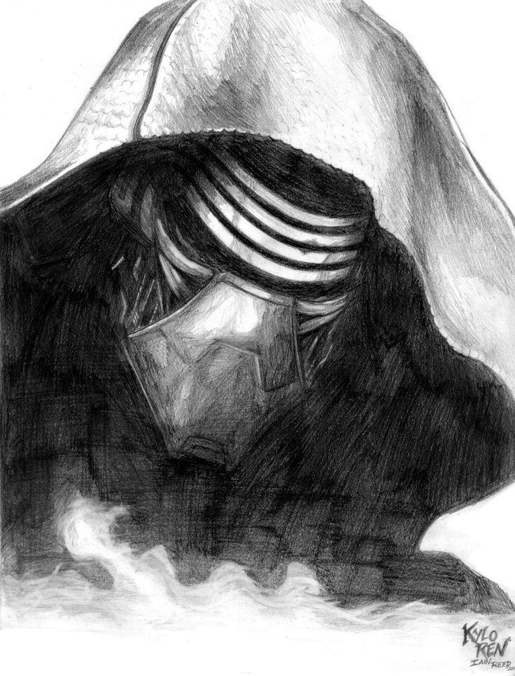 Kylo Ren (Star Wars Episode 7) by SoulStryder210