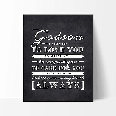 #Godson nursery art #print, perfect christening #baptism gift for godson ,  View more on the LINK: 	http://www.zeppy.io/product/gb/2/262461108212/