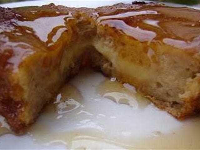 Torrijas de crema pastelera: la torrija evoluciona y se sofistica cada Semana Santa con rectas cada vez más originales como esta.