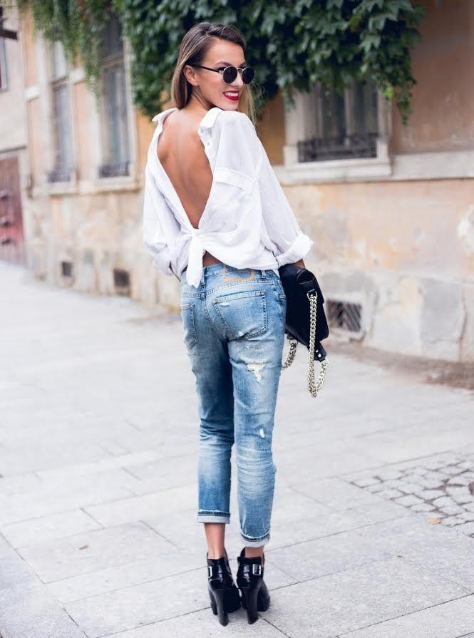 moda, camisa branca, saiba como usar, looks, style, street style, sobreposições, fashion,