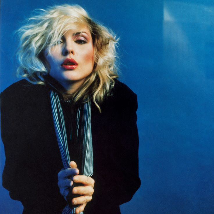 Still Rocking - Debbie Harry, 1978 by Mick Rock